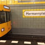 Subway - Trip to Berlin 2015